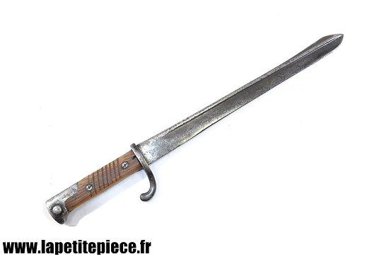 Baionnette Allemande 71/98 Artillerie Seitengewehr A.S. 71-98