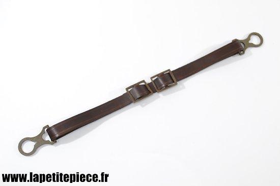 Repro jugulaire Allemande pour casque ersatz 1915 et stahlhelm 1916