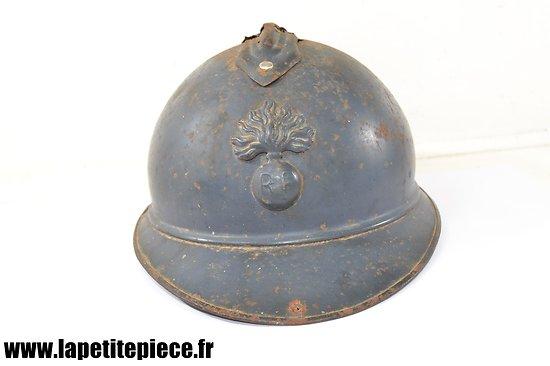 Casque Adrian 1915 infanterie