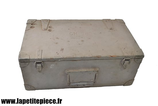 Caisse / valise de transport US CH-263 Plymouth Wood Products Inc.