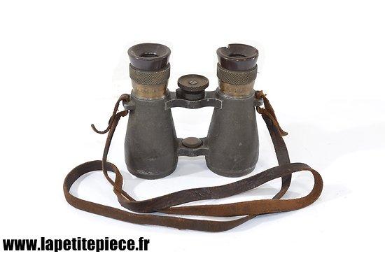 Jumelles allemandes DIENST Fernglas 08. E. LEITZ WETZLAR