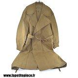 Manteau Anglais Coat Rubber Proofed Motorcyclists 1944 size 7