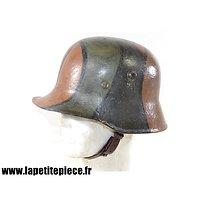 Casque Allemand modèle 1916 - 1918 reconditionné