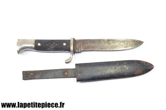 Couteau de jeunesse années 1945 - 1950 Jul Herbertz Solingen