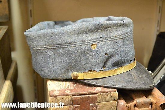 Képi officier / sous-officier Première Guerre Mondiale