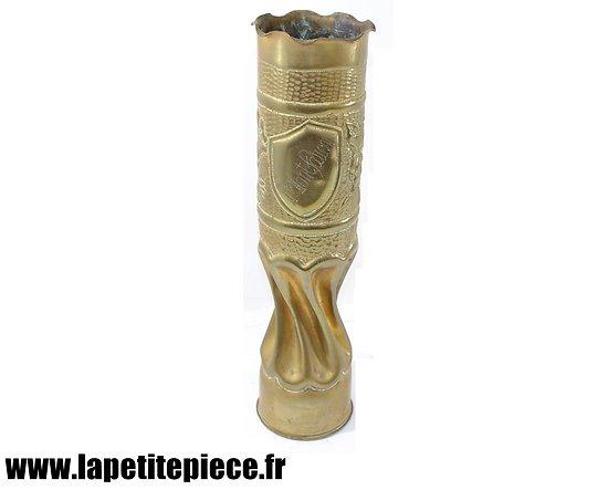 Douille / vase artisanat MONTFAUCON