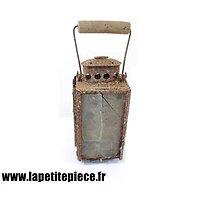 Lanterne Allemande Première Guerre Mondiale - pièce de grenier