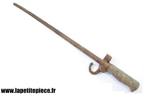 Baionnette 1886 Fabrication Remington