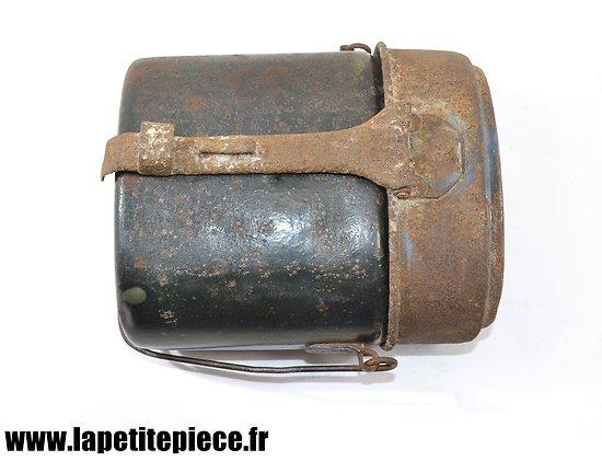 Gamelle Allemande modèle 1915 pièce de terrain