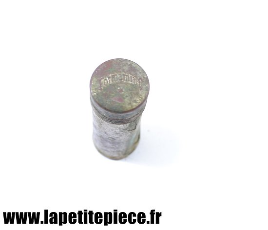 Tube allemand WW1, Formamint