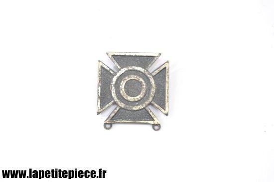 Badge Prix de tir Marksman CN CI Silverfill