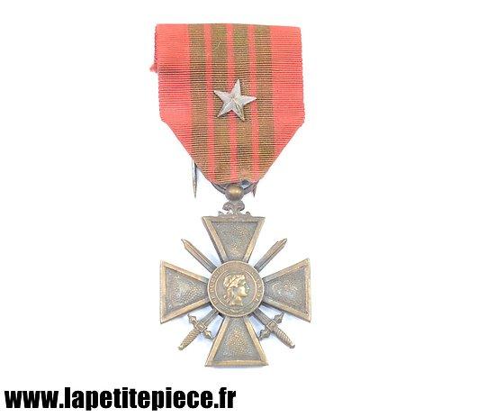Croix de Guerre Française 1939-1940