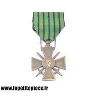 Croix de Guerre Française 1939-1940, régime de Vichy