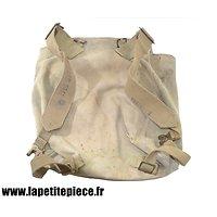 Havresac Anglais WW2 complet avec bretelles