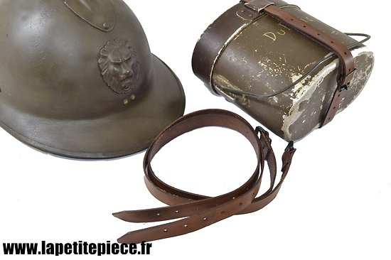 Repro sangle de gamelle Armée Belge