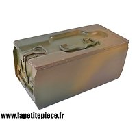 Caisse à munitions Allemande MG13 / MG34 1938
