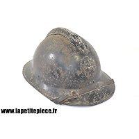 Casque de gendarmerie Belge Deuxième Guerre Mondiale