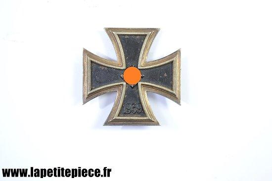 Croix de fer Allemande Eisernes Kreuz 1939 1 Klasse