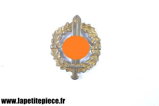 Insigne des sports SA-Sportabzeichen Bronze. W. REDO SAAR LAUTER