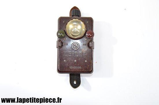 Lampe de poche Allemande WW2 - bakélite. Zeiler N°4640