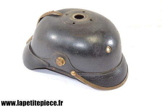 Fusilier Regiment 90, II bataillon Mecklembourg Shwerin coque de casque M95