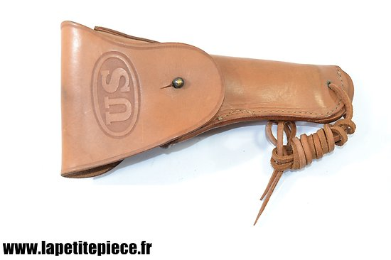 Holster pistol M-1916 Warren Leather Goods Co.