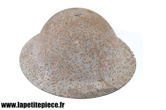 Coque de casque US M1917 - pièce de terrain