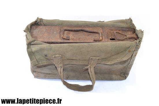 Caisse MG 08-15 avec housse / sac de transport ersatz