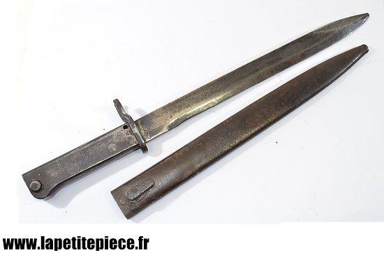 Baionnette Allemande Ersatz EB35 - Première Guerre Mondiale