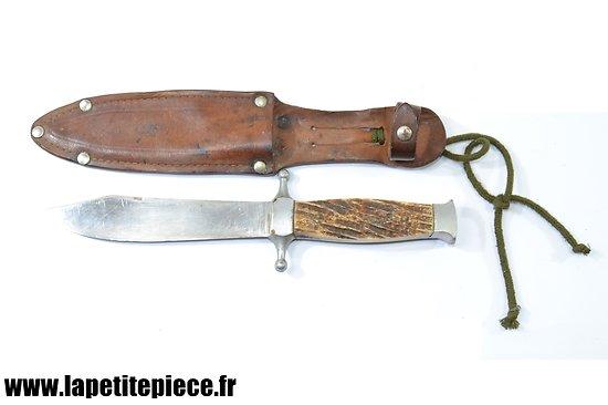 Couteau jeunesses, Français années 1930 1950.