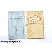 Livret militaire Belge 10e Régiment de Ligne 4 bataillon 3 compagnie, classe 1888. Belgique