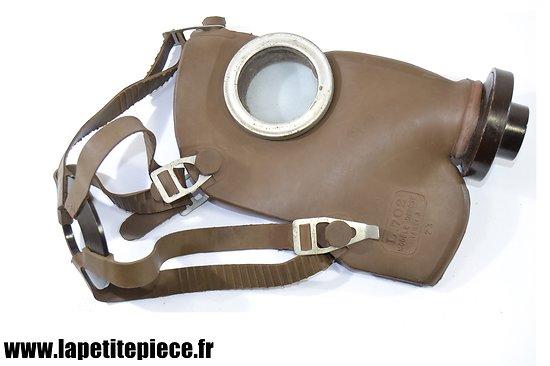 Masque à gaz Belge 1939 - L.702 taille 3