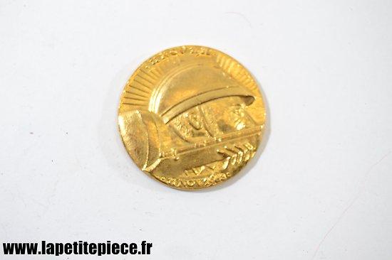 Médaille  50e anniversaire armistice 11 nov. 1918 1968 VAL DE MARNE