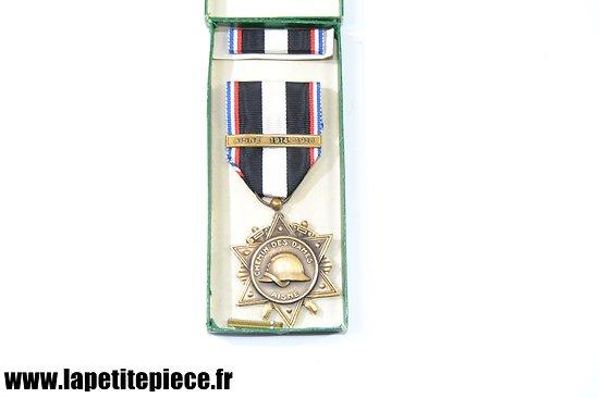 Médaille commémorative CHEMIN DES DAMES AISNE 1914-1918