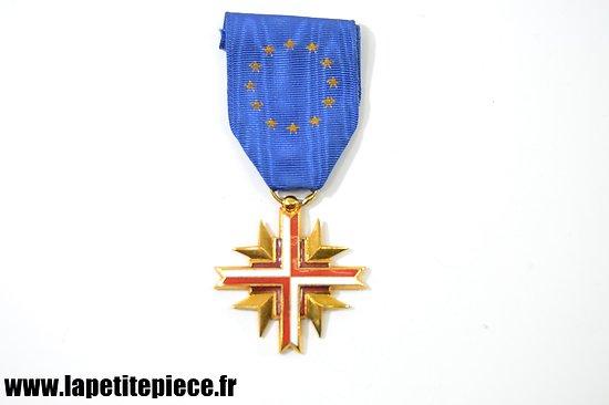 Croix du combattant de l'Europe - Confederation Europeene des Anciens Combattants