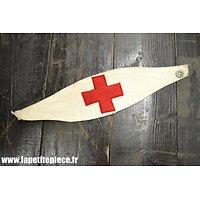 Repro brassard croix rouge Français