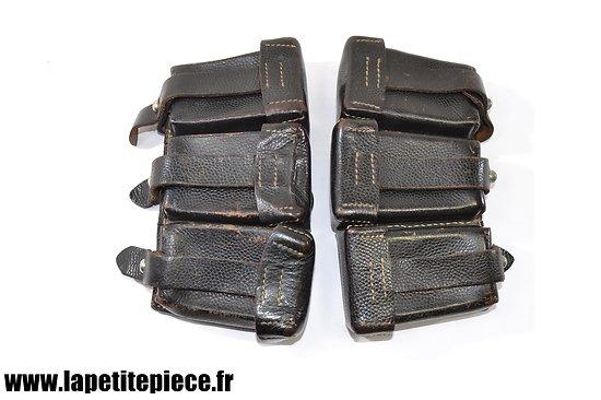 Repro paire de cartouchières Mauser 98K
