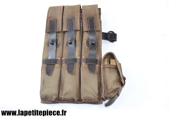 Repro porte chargeur droit MP40, idéal reconstitution Allemand / FFI