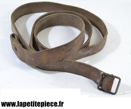 Sangle / bretelle de bidon / gourde Française