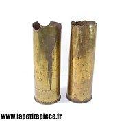 Vases artisanat de tranchée ANNEE 1914 - 1915 CHAMPAGNE