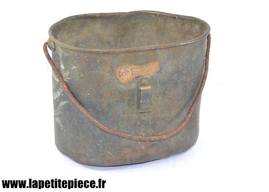 Gamelle Russe Première Guerre Mondiale 1914 cuivre