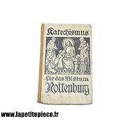 Livre de catéchisme Allemand 1936 - Rottenburg