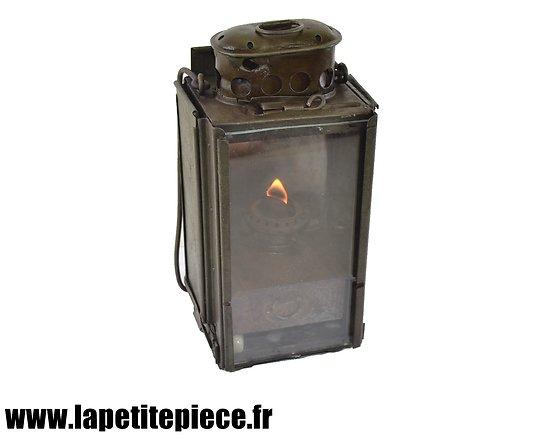 Lanterne Allemande Première Guerre Mondiale, restaurée