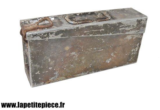Caisse Allemande camouflée et régimentée 6/IR.42