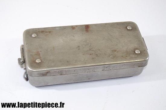 Matériel médical Russe 1941 - boite de stérilisation instruments chirurgicaux