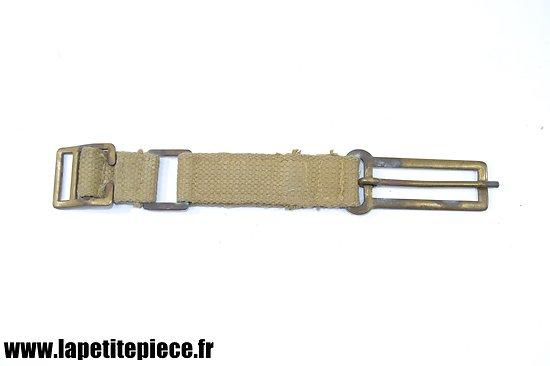 Aiguillette / support de brelage Anglais WW2