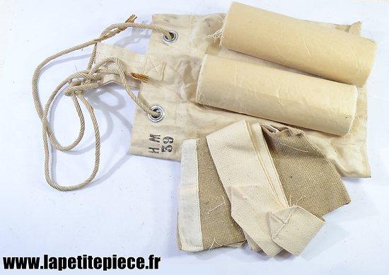 Sac à bandage de brancardier Français 1939 - France WW2
