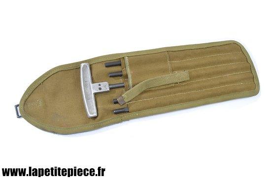 Kit de nettoyage Mitrailleuse calibre .50 - CASE CLEANING ROD M15-C64274A