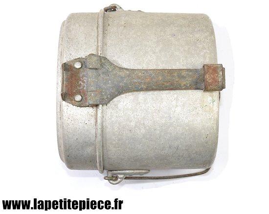 Gamelle Allemande - Kochgeschirr 31 FSS41 (Linnepe & Schiffer Metallwarenfabrik, Lüdenscheid)