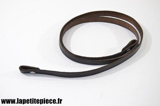 Repro bretelle pour jumelles Allemandes WW2 - Ferngläser Dienstglas compatible boussole (Kompass)